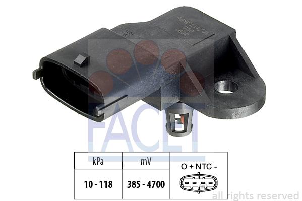 Moteur FACET 10.3091 (X1)