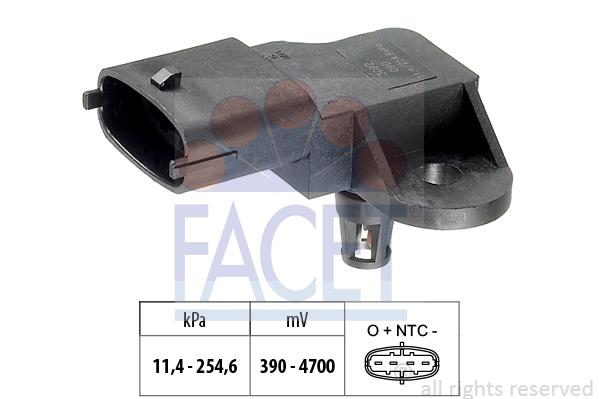 Moteur FACET 10.3092 (X1)