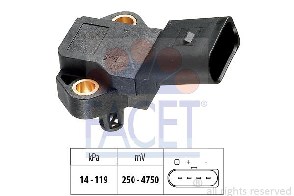 Moteur FACET 10.3101 (X1)