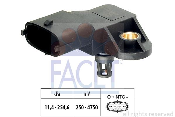 Moteur FACET 10.3110 (X1)
