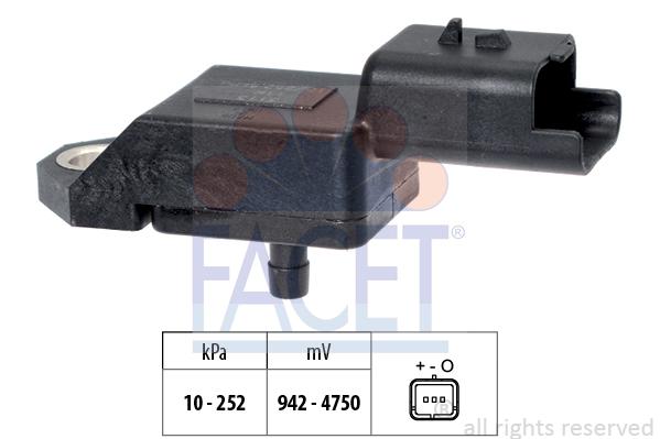 Moteur FACET 10.3113 (X1)