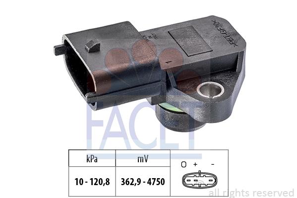 Capteur de pression FACET 10.3118 (X1)