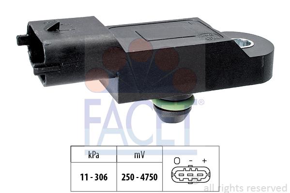 Moteur FACET 10.3121 (X1)