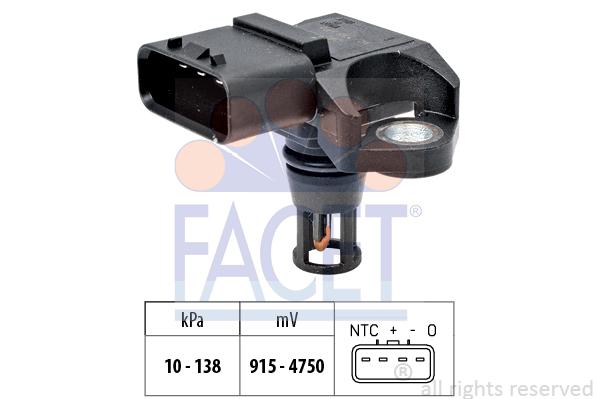 Capteur de pression FACET 10.3132 (X1)