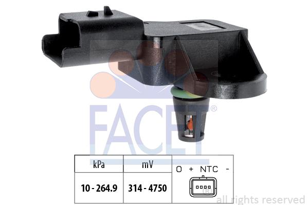 Moteur FACET 10.3137 (X1)