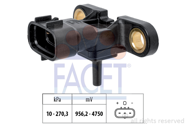 Moteur FACET 10.3163 (X1)