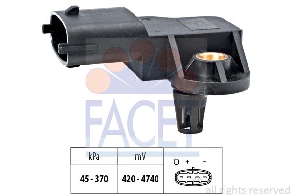 Moteur FACET 10.3167 (X1)