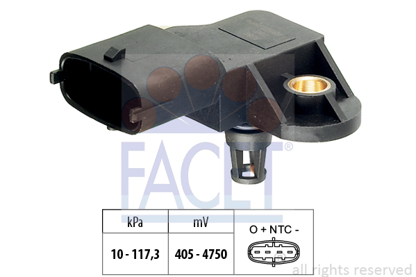 Moteur FACET 10.3171 (X1)