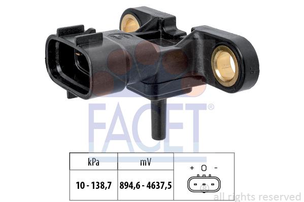 Capteur de pression FACET 10.3213 (X1)
