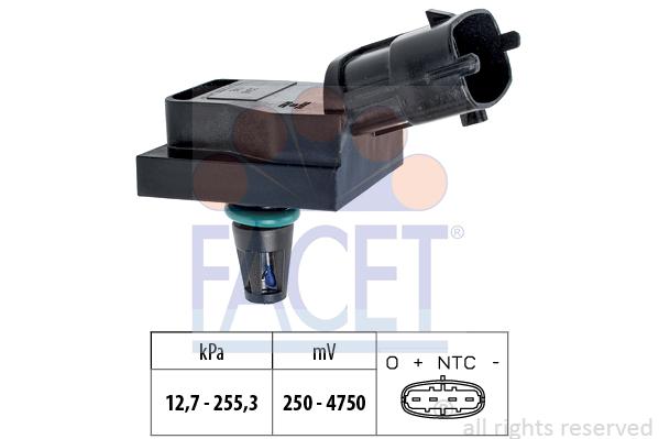 Moteur FACET 10.3246 (X1)