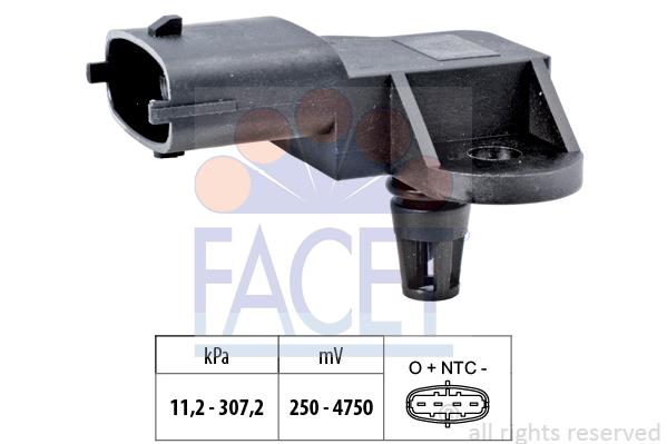 Moteur FACET 10.3341 (X1)