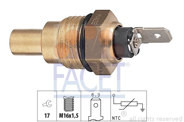 Moteur FACET 7.3041 (X1)