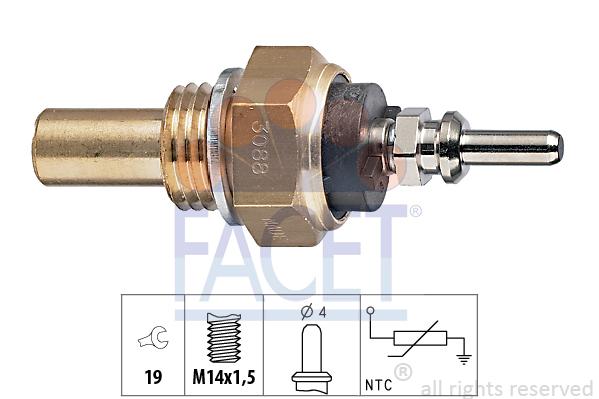 Moteur FACET 7.3088 (X1)