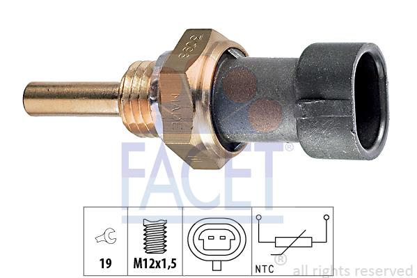 Moteur FACET 7.3098 (X1)