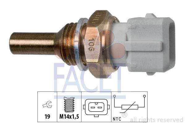 Moteur FACET 7.3126 (X1)