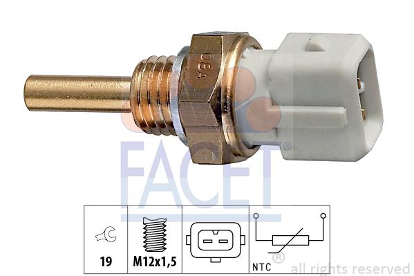 Moteur FACET 7.3127 (X1)