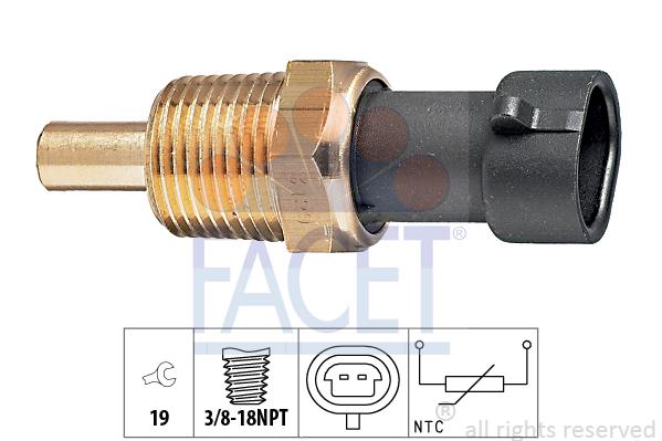 Moteur FACET 7.3129 (X1)