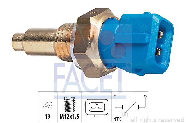 Moteur FACET 7.3143 (X1)