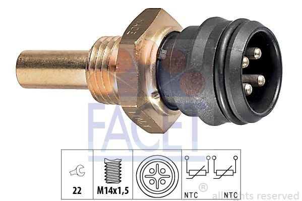 Moteur FACET 7.3151 (X1)