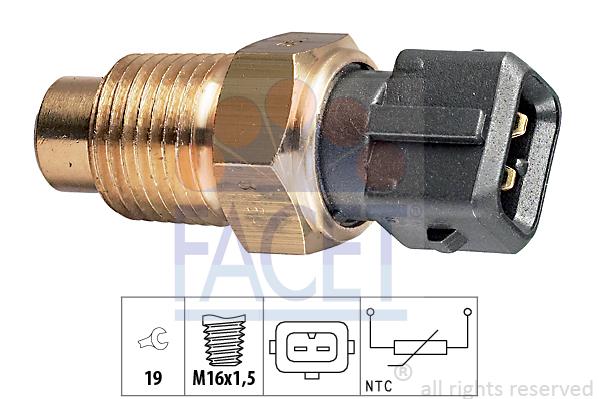 Moteur FACET 7.3160 (X1)
