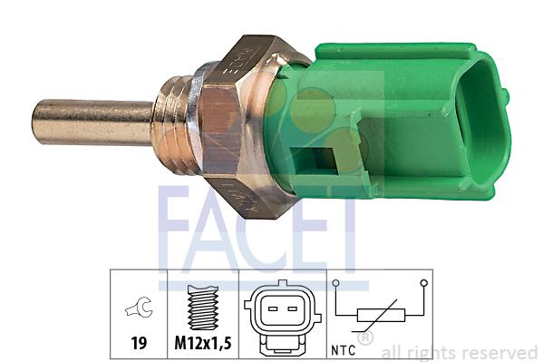 Moteur FACET 7.3177 (X1)