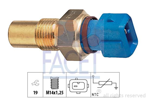Moteur FACET 7.3182 (X1)