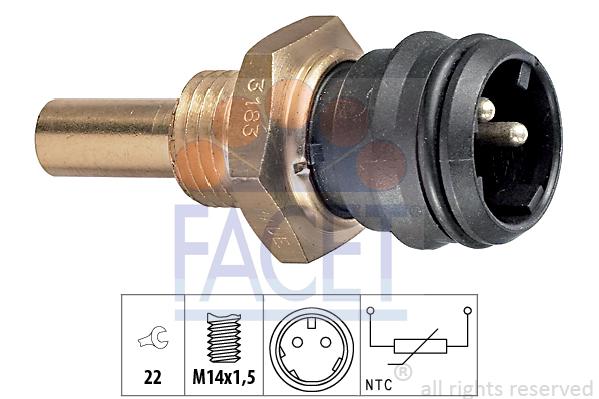 Moteur FACET 7.3183 (X1)