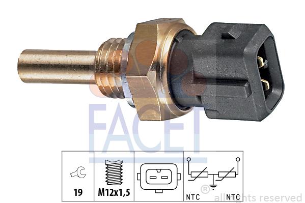 Moteur FACET 7.3192 (X1)
