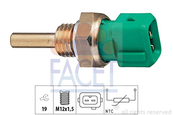 Moteur FACET 7.3211 (X1)