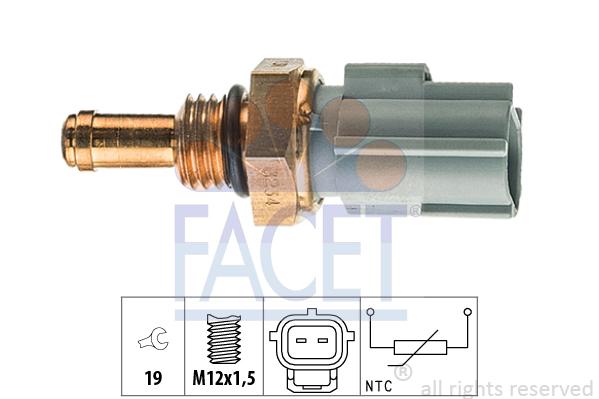 Moteur FACET 7.3234 (X1)