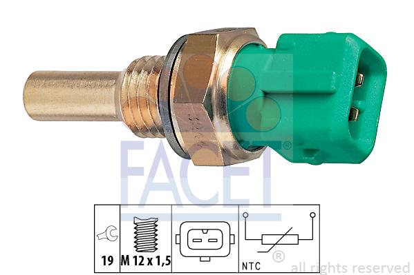 Moteur FACET 7.3244 (X1)