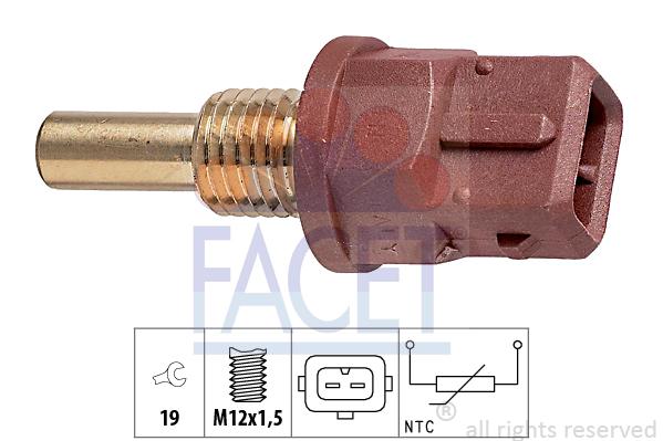 Moteur FACET 7.3248 (X1)