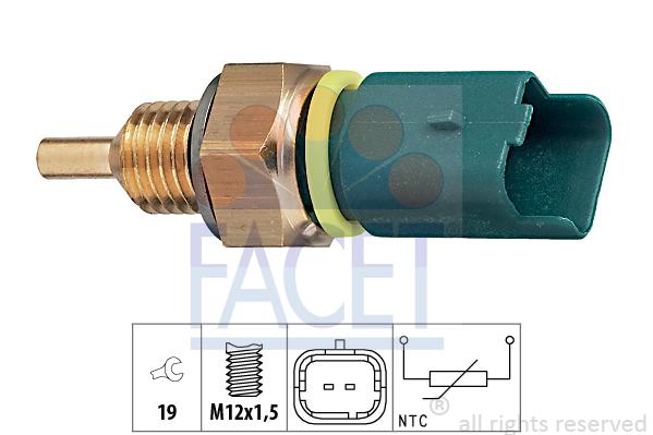 Moteur FACET 7.3276 (X1)