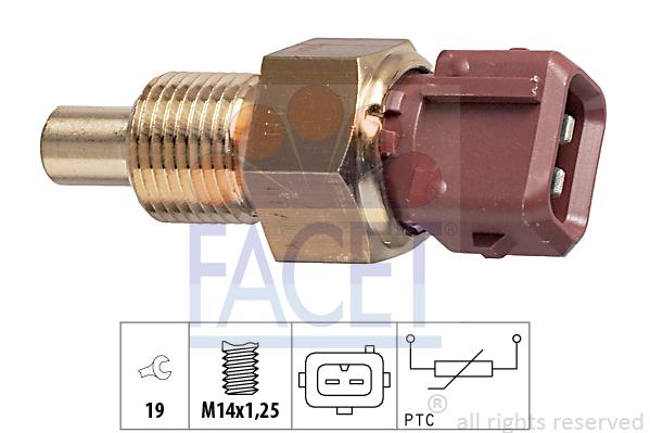 Moteur FACET 7.3308 (X1)