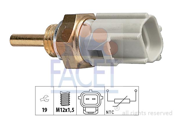 Moteur FACET 7.3323 (X1)