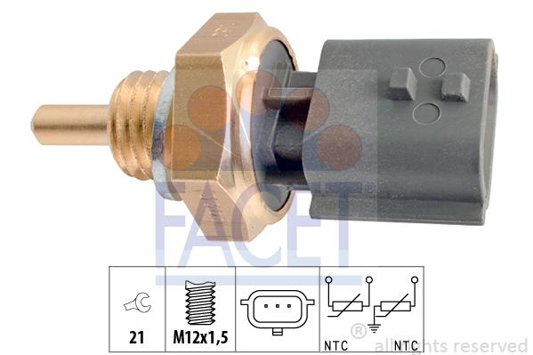 Moteur FACET 7.3365 (X1)