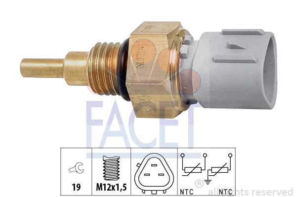 Moteur FACET 7.3368 (X1)