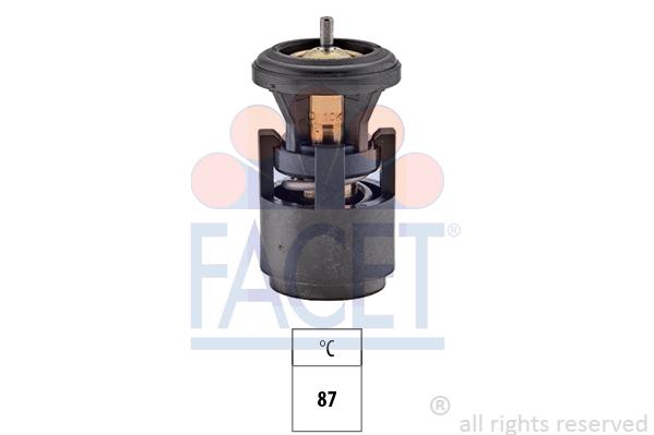 Thermostat/calorstat FACET 7.8420S (X1)
