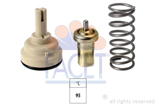 Thermostat/calorstat FACET 7.8686S (X1)