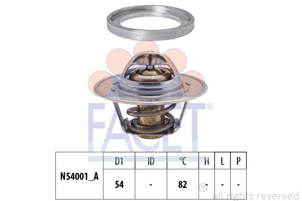 Thermostat/calorstat FACET 7.8740S (X1)