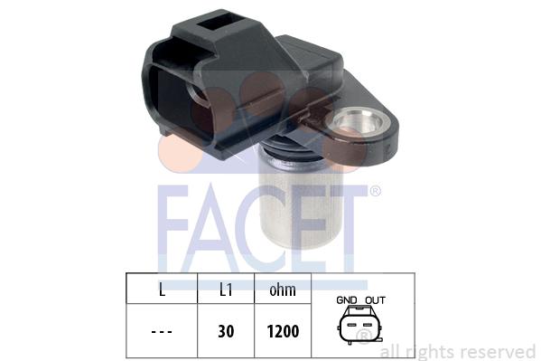 Capteur de position FACET 9.0497 (X1)