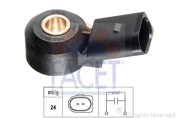 Capteur de cliquetis FACET 9.3144 (X1)