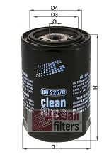 Filtre a  huile CLEAN FILTERS DO 225/C (X1)