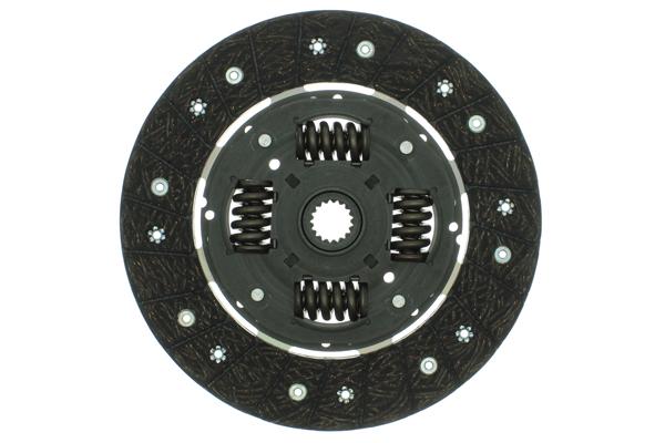 Disque d'embrayage AISIN DA-001 (X1)