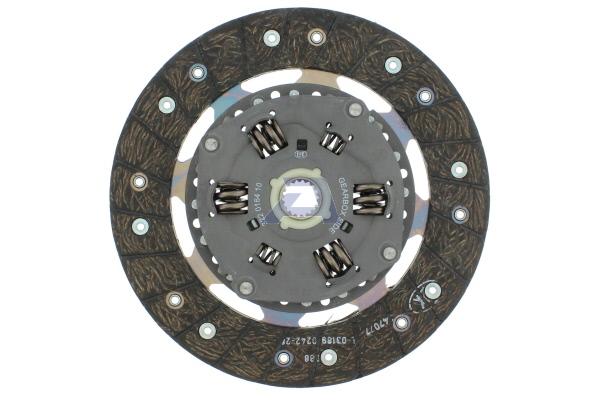 Disque d'embrayage AISIN DT-902 (X1)