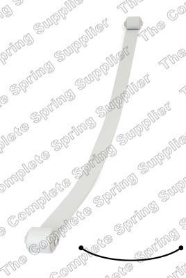 Lames de ressort LESJÖFORS 5895017 (X1)