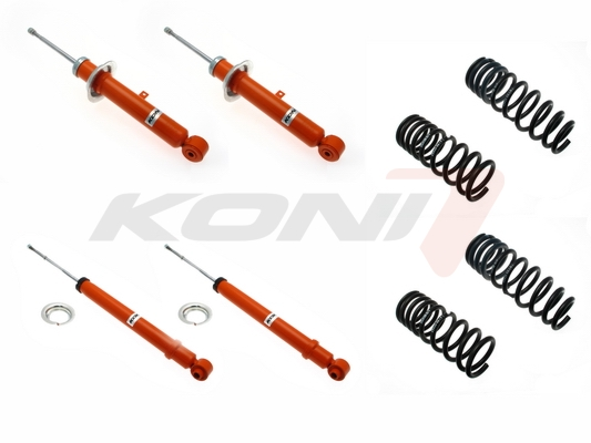 Amortisseur KONI 1120-4352 (X1)