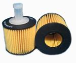Filtre a huile ALCO FILTER MD-581 (X1)