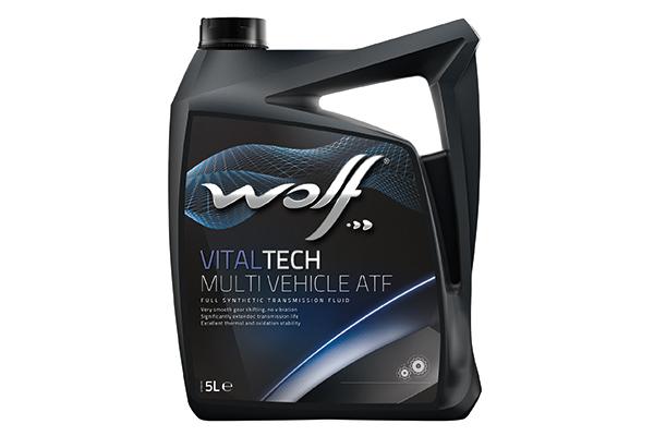 Lubrification WOLF 8305702 (X1)