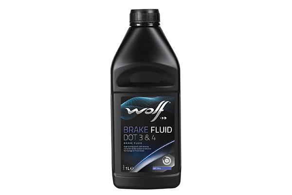 Liquide de frein WOLF 8307805 (X1)